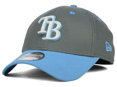 Tampa Bay Rays New Era MLB Team Addict 39THIRTY Cap