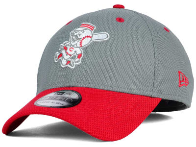 Cincinnati Reds New Era MLB Team Addict 39THIRTY Cap