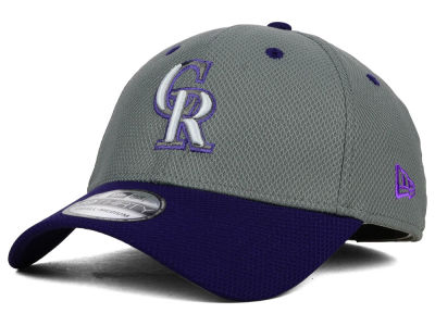 Colorado Rockies New Era MLB Team Addict 39THIRTY Cap