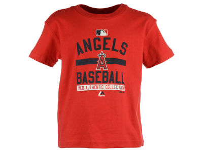 Los Angeles Angels Outerstuff MLB Kids Team On-Field Team Property T-Shirt