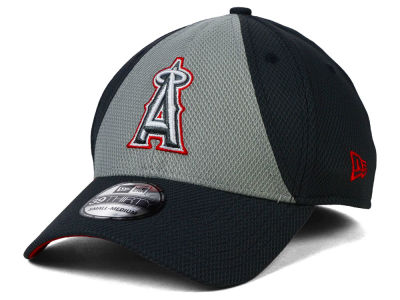 Los Angeles Angels New Era MLB Diamond Era Double Play 39THIRTY Cap