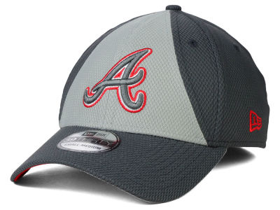 Atlanta Braves New Era MLB Diamond Era Double Play 39THIRTY Cap