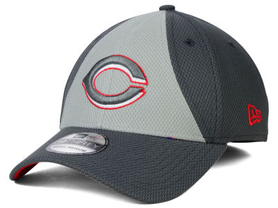 Cincinnati Reds New Era MLB Diamond Era Double Play 39THIRTY Cap