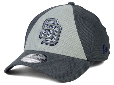San Diego Padres New Era MLB Diamond Era Double Play 39THIRTY Cap