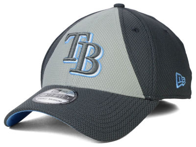 Tampa Bay Rays New Era MLB Diamond Era Double Play 39THIRTY Cap