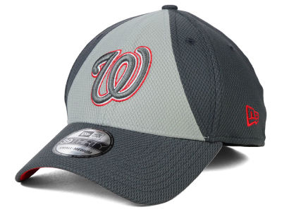 Washington Nationals New Era MLB Diamond Era Double Play 39THIRTY Cap