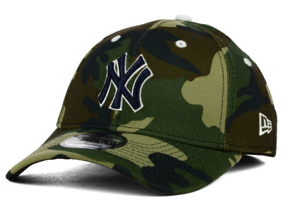 New York Yankees New Era MLB Camo Classic 39THIRTY Cap