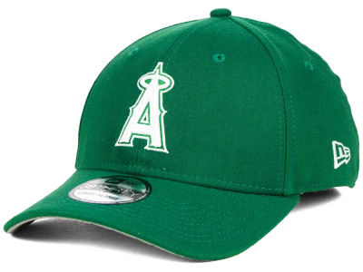 Los Angeles Angels New Era MLB St. Patty Classic 39THIRTY Cap