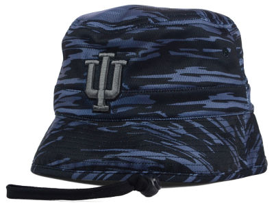 Indiana Hoosiers Top of the World NCAA Cloak Bucket Hat