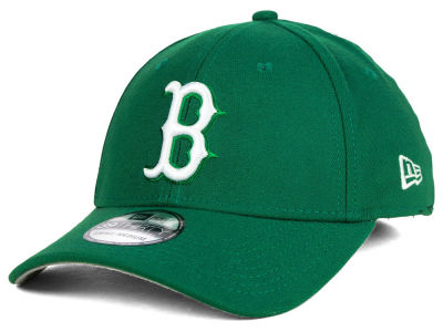Boston Red Sox New Era MLB St. Patty Classic 39THIRTY Cap