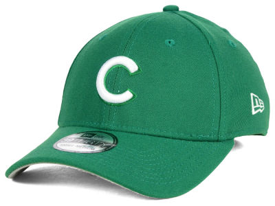 Chicago Cubs New Era MLB St. Patty Classic 39THIRTY Cap