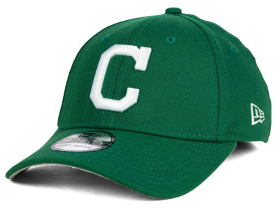 Cleveland Indians New Era MLB St. Patty Classic 39THIRTY Cap