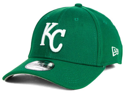 Kansas City Royals New Era MLB St. Patty Classic 39THIRTY Cap