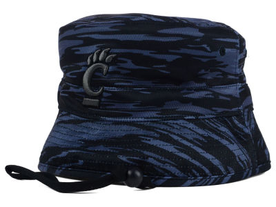 Cincinnati Bearcats Top of the World NCAA Cloak Bucket Hat