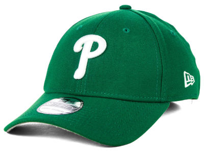 Philadelphia Phillies New Era MLB St. Patty Classic 39THIRTY Cap