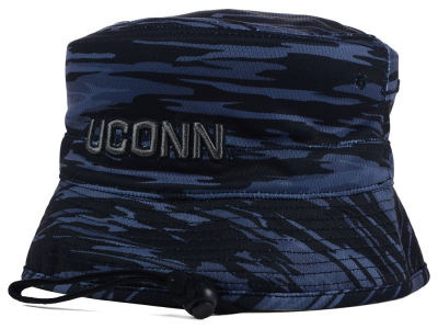 Connecticut Huskies Top of the World NCAA Cloak Bucket Hat