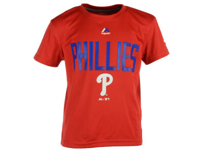 Philadelphia Phillies MLB Youth Cool Base T-Shirt