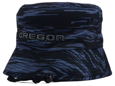 Oregon Ducks Top of the World NCAA Cloak Bucket Hat