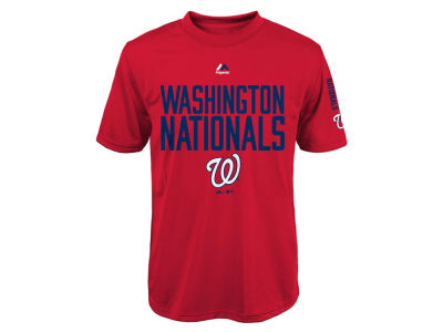 Washington Nationals MLB Youth Cool Base T-Shirt