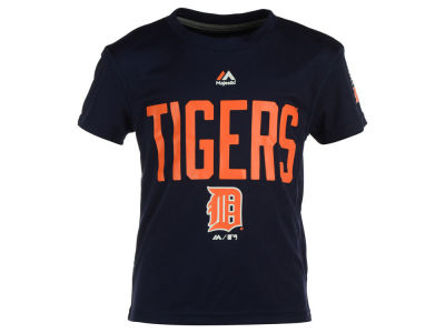 Detroit Tigers MLB Youth Cool Base T-Shirt