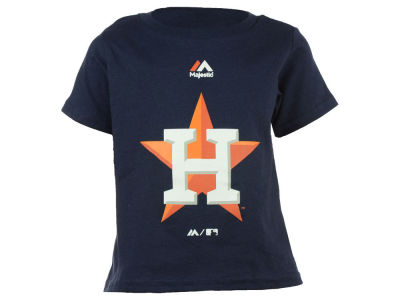 Houston Astros MLB Infant Primary Logo T-Shirt