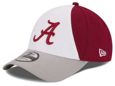 Alabama Crimson Tide New Era NCAA Game Performance 39THIRTY Cap