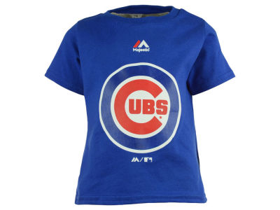 Chicago Cubs MLB Infant Primary Logo T-Shirt