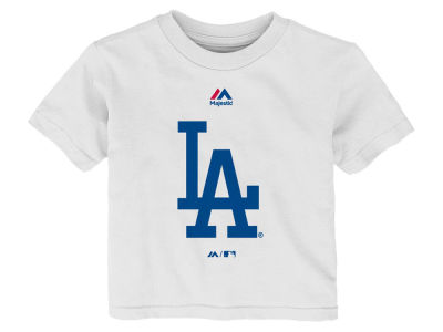 Los Angeles Dodgers MLB Infant Primary Logo T-Shirt