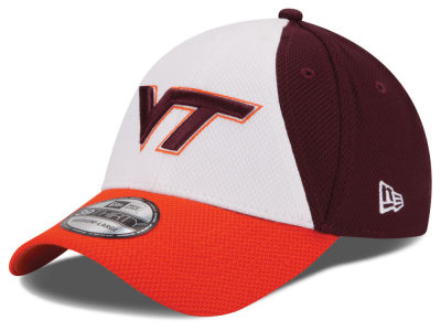 Virginia Tech Hokies New Era NCAA Game Performance 39THIRTY Cap