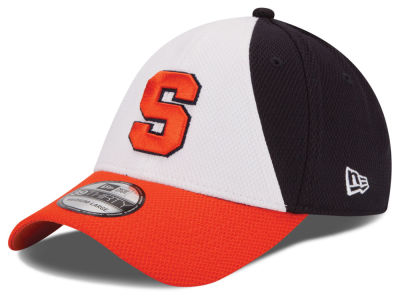Syracuse Orange New Era NCAA Game Performance 39THIRTY Cap