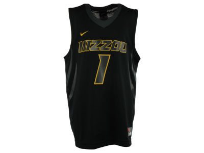 Missouri Tigers NCAA Youth Replica Basketball Jersey