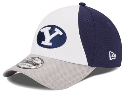 Brigham Young Cougars New Era NCAA Game Performance 39THIRTY Cap