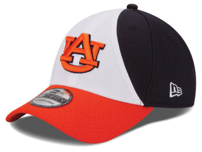 Auburn Tigers New Era NCAA Game Performance 39THIRTY Cap