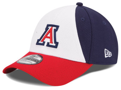 Arizona Wildcats New Era NCAA Game Performance 39THIRTY Cap