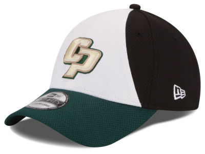 California Polytechnic State University Mustangs New Era NCAA Game Performance 39THIRTY Cap