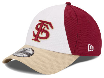 Florida State Seminoles New Era NCAA Game Performance 39THIRTY Cap