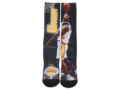 Los Angeles Lakers Kobe Bryant Player Mesh Crew Sock