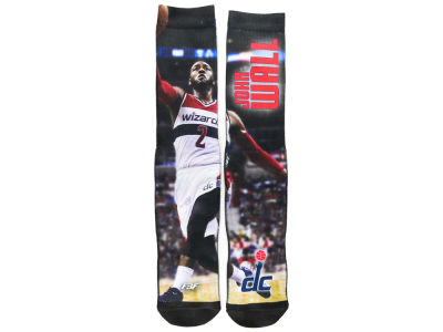 Washington Wizards John Wall Player Mesh Crew Sock