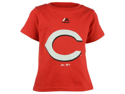 Cincinnati Reds MLB Infant Primary Logo T-Shirt