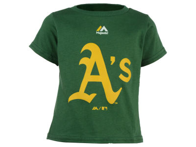 Oakland Athletics MLB Toddler Primary Logo T-Shirt