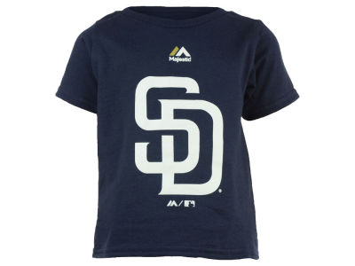 San Diego Padres MLB Toddler Primary Logo T-Shirt