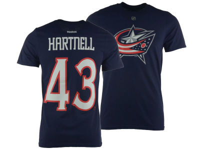 Columbus Blue Jackets Scott Hartnell Reebok NHL Men's Player T-Shirt