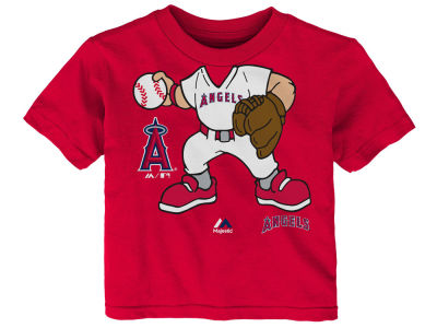 Los Angeles Angels MLB Infant Pint-Sized Pitcher T-Shirt