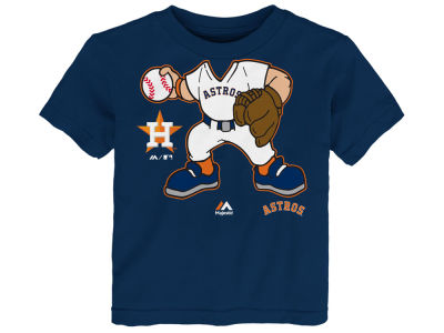 Houston Astros MLB Infant Pint-Sized Pitcher T-Shirt
