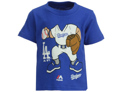 Los Angeles Dodgers MLB Infant Pint-Sized Pitcher T-Shirt