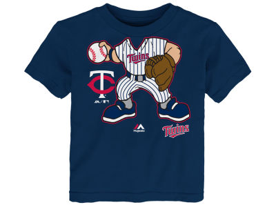 Minnesota Twins MLB Infant Pint-Sized Pitcher T-Shirt