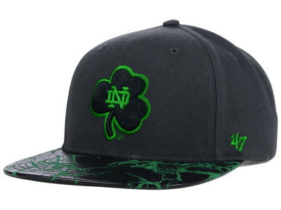 Notre Dame Fighting Irish '47 NCAA Edison Captain Snapback Cap