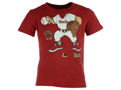 Arizona Diamondbacks MLB Toddler Pint Sized Pitcher T-Shirt