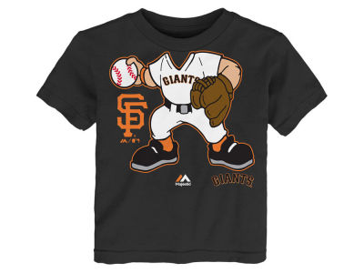 San Francisco Giants MLB Toddler Pint Sized Pitcher T-Shirt