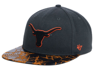 Texas Longhorns '47 NCAA Edison Captain Snapback Cap